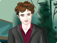 Twilight's Robert Pattison