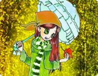 Umbrella Bella