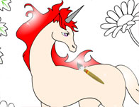 Unicorn Coloring