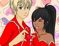 Valentine Manga Maker
