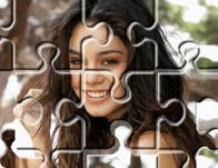 Vanessa Hudgens Jigsaw