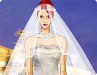 Vera Wang Wedding Dressup