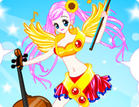 Violin Dress Up