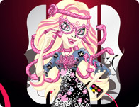 Monster High Viperine Gorgon Dress Up