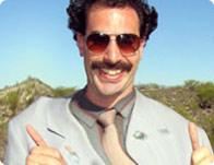 Warp Borat