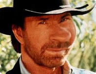 Warp Chuck Norris