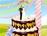 Wedding Cake Decorating