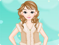 Winter Doll Dressup