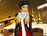 Winter Fashion Trend Dress Up