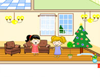 winter house decoration - House Decorating Games