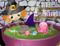 Click Here to Play Witches Brew!