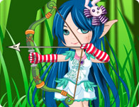 Woodland Elf Dress Up