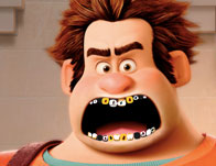 Wreck it Ralph Dental Care