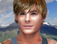Zac Efron Makeover