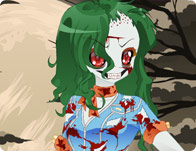 Zombie Girl Style