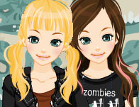 Zombie Lover Dress Up